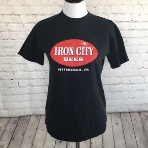 Last Chance! Pittsburgh Iron City Beer T-shirt